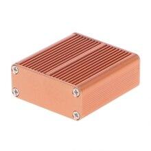 Boîte à instruments pour PCB 45x45x18.5mm   Bricolage, projet électronique, bon pour les projets électroniques, unités dalimentation