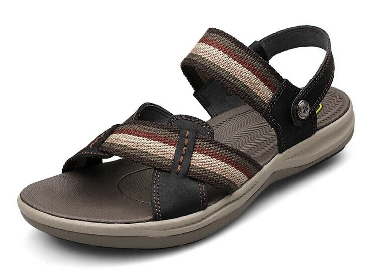 new summer flip-flops drag individuality leisure mens slippers men sandals flip-flops Dual-purpose shoes  big yard size38-47