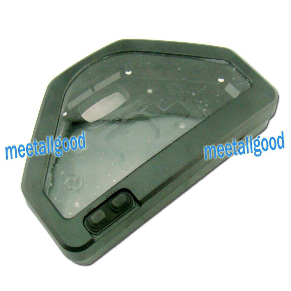 Tacómetro para motocicleta, caja de instrumentos para reloj, velocímetro, cubierta para Honda CBR 1000RR / CBR1000RR 2004 2005 2006 2007