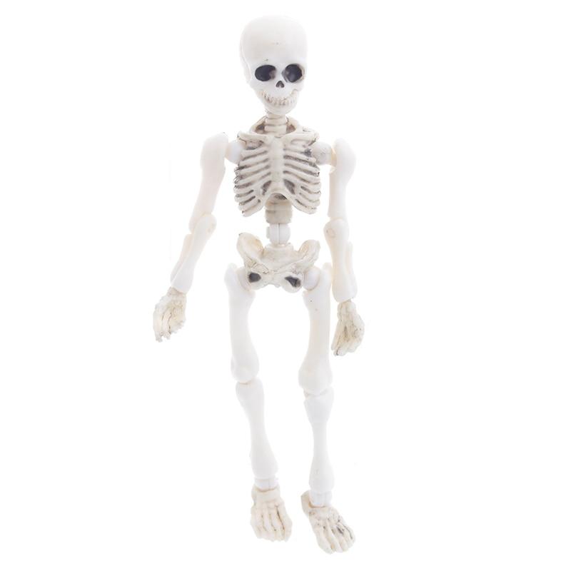 Mobile m. Bones squelette modèle humain crâne corps complet Mini Figure jouet Halloween-m15