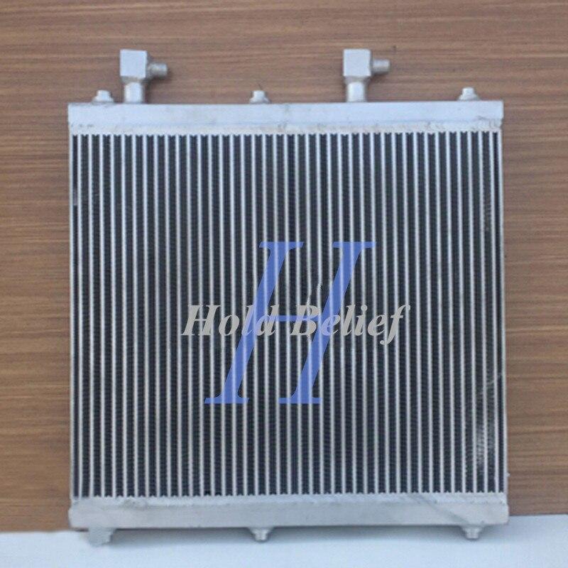 Enfriador de aceite hidráulico VOE14638977 14638977 para excavadora Volvo EC55 EC55B