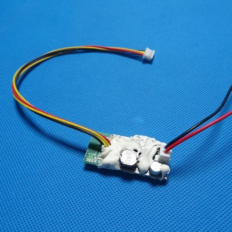 5V1A entrée de carte de circuit USB 36V ou 48V sortie 5V 1A pour boîtier de batterie HaiLong