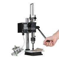JXY-SD160B Bronzing Machine Rhombus Hole Punching Machine Desktop Gilding Press Heat Pressing Machine Hot Stamping Press Gilder