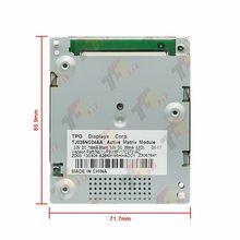 Dashboard LCD display für Jaguar XF X250 XF-R Instrument Cluster display TPO TJ035NC04AA 2008-2015
