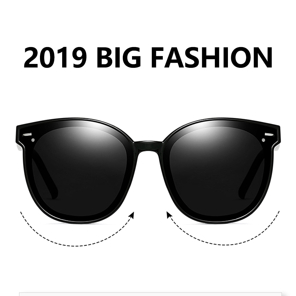 2020 New style Fashion Personality Sunglasses Women Men Fashion Brand Designer Metal Frame Mirror Av