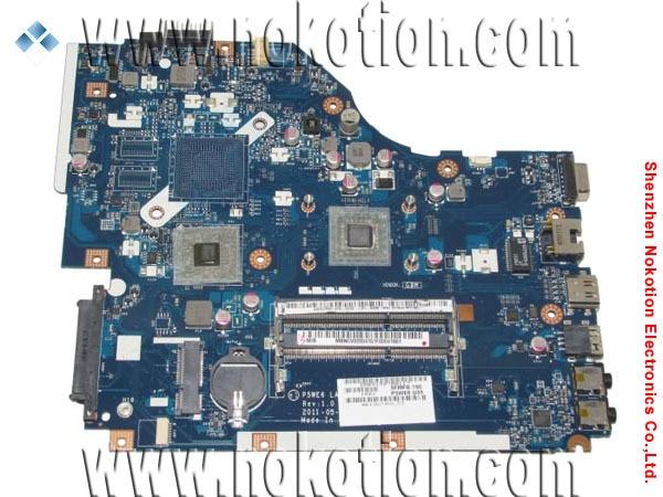 Placa madre NOKOTION LA-7092P para ordenador portátil Acer aspire 5253 DDR3 RAM MBNCV02004