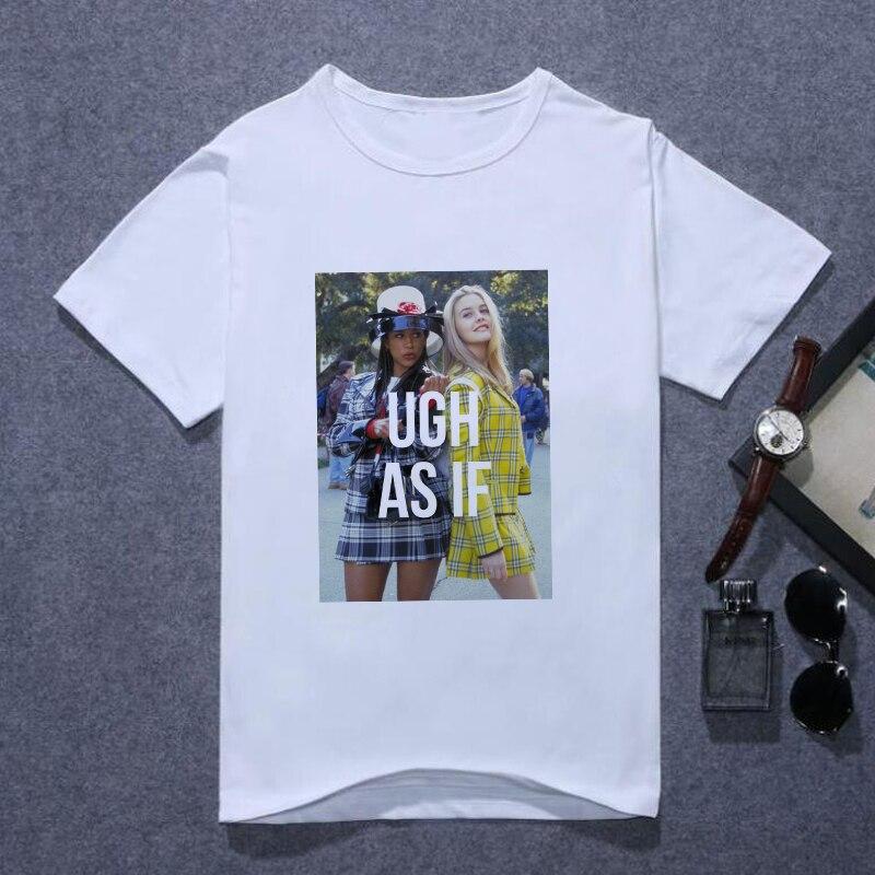 Модная мужская футболка Ugh As If, футболка с надписью «Like Totally Buggin 90s», хипстерская забавная Милая Мужская и женская футболка белого и розового цвета