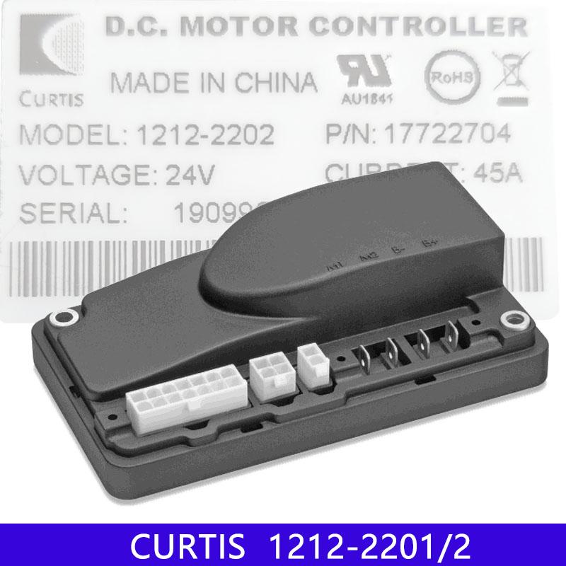 Curtis 1212-2202 1212-2201 24V 45A Permanent Magnet Motor Controller