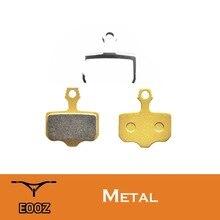 EOOZ 10 paires de plaquettes de frein à disque métalliques de vélo en métal pour SRAM AVID Elixir 1 3 5 7 9 R CR pour Avid DB1 DB3 DB5