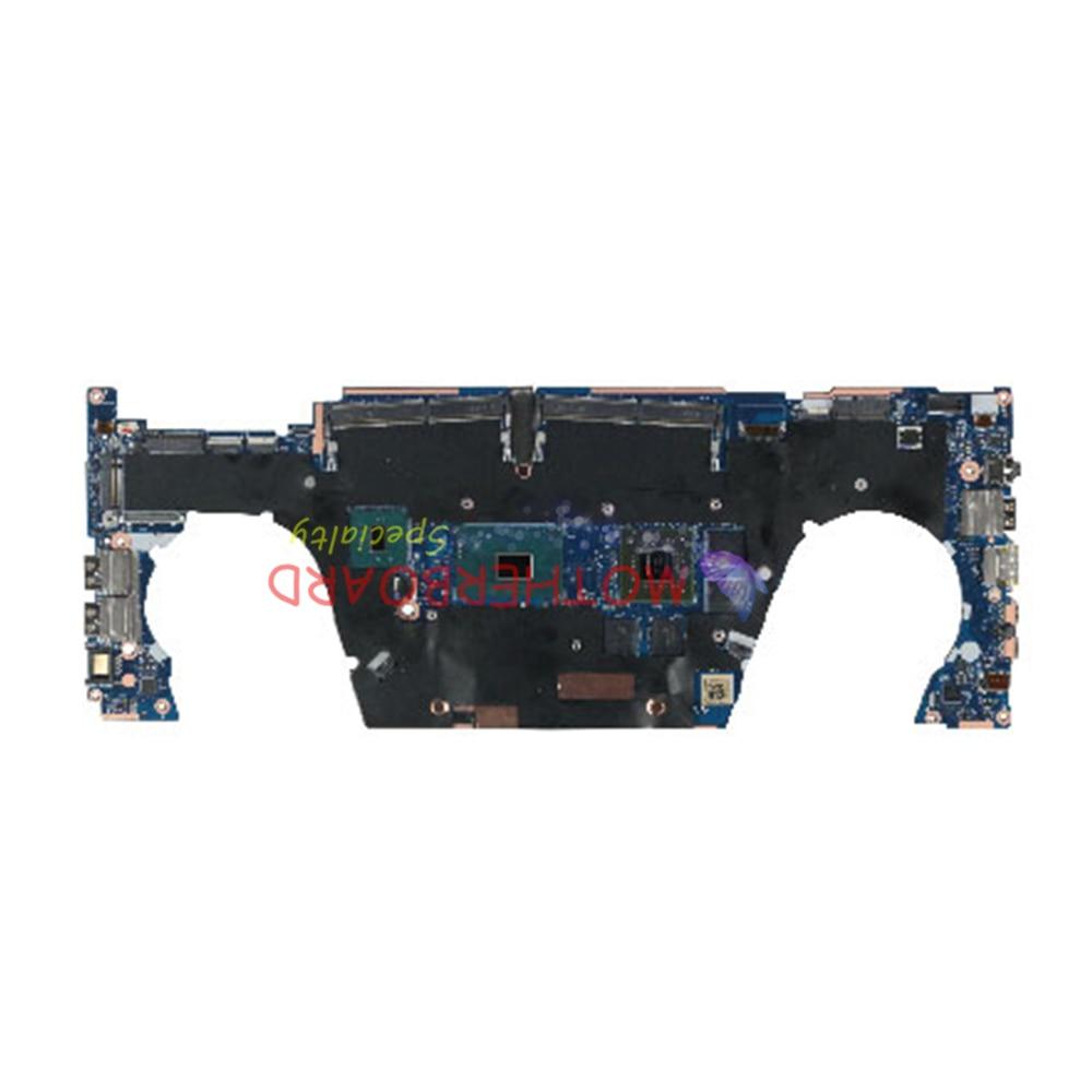 Mobil Vieruodis PARA HP ZBook Estúdio G3 Series Motherboard 840933-601 cpu M1000M E3-1505M 1GB