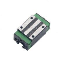 Venda quente 3d peças de impressão cnc roteador guia linear trilho linear sliding1pc hgh15ca hgw15ca bloco hgh20ca hgw20ca hgh20ha transporte