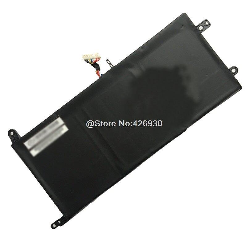 Bateria Para CLEVO P650RA P651SG Z7M Z7S2 Z8 P650BAT-4 6-87-P650S-4U31 14.8V 60WH Novo P650SA P650SG P651RE P671RG