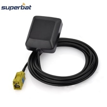 Superbat Auto RV barco camión coche Antena 3m Cable Fraka K conector hembra para Sirius XM Satélite Radio impermeable