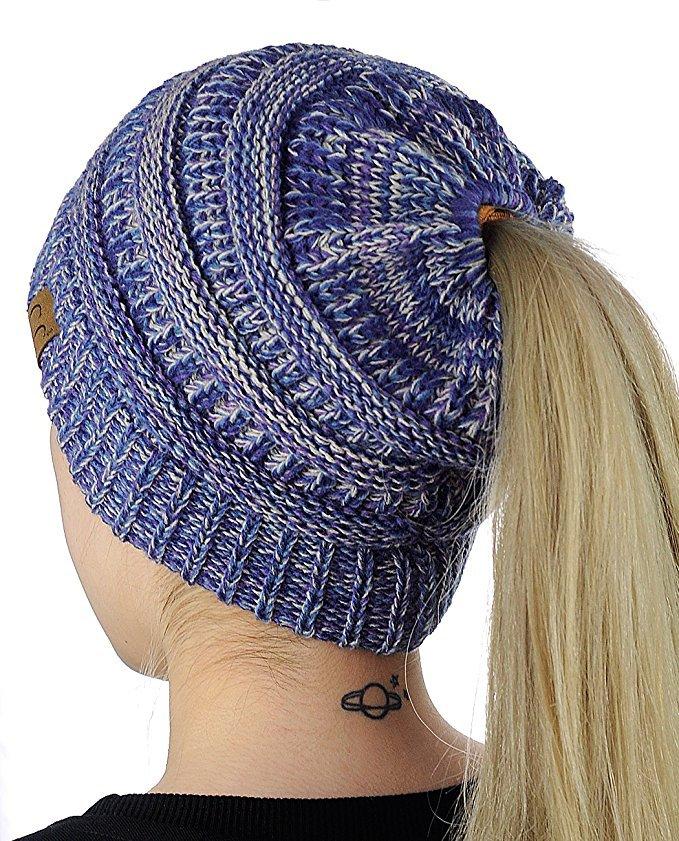 2019 New Women Winter Knitted Hat Beanies Unisex Casual Hats Caps Men Solid Hip-Hop Skullies Beanie Warm Bonnet
