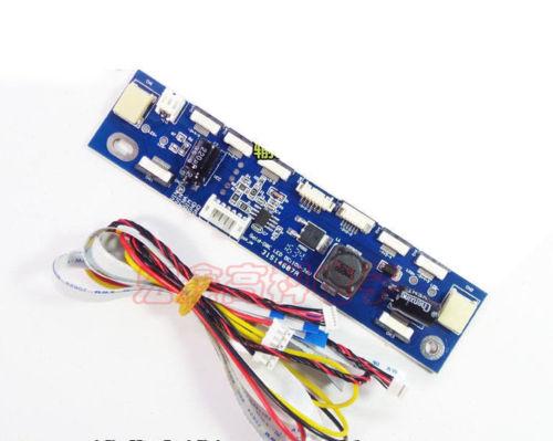 Universal LED convertidor de luz de fondo placa del inversor 2P 6P 10P 12P interfaz 12V 12V