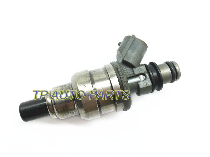 4 piezas inyector de combustible para M-azda K-ia 1.6L 1.8L OEM 195500-2040, 1955002040, 195500, 2040