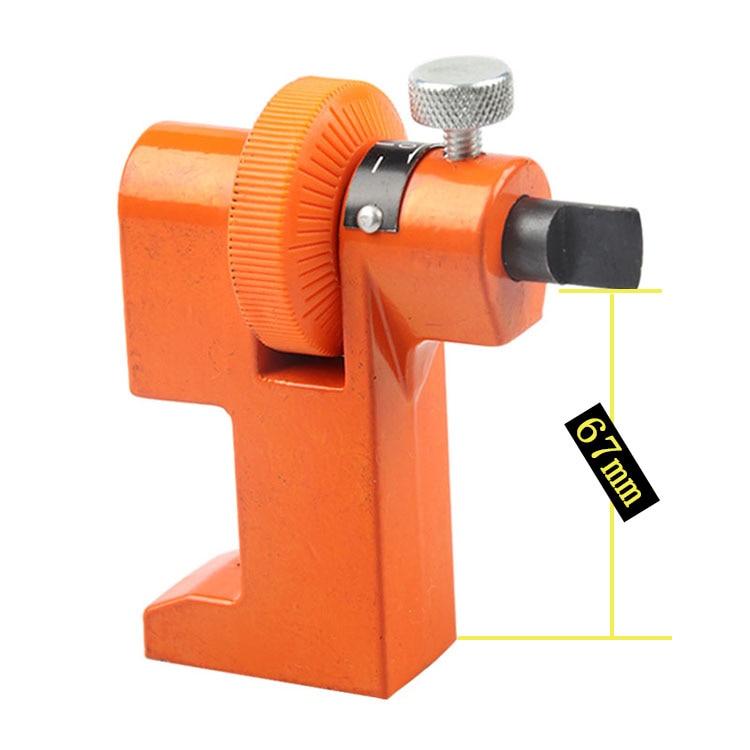 Micro-adjustment Guide For DEFU Horizontal Key Cutting Machine Parts Locksmith Tools Probe