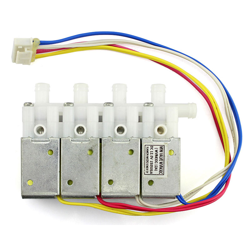 Электромагнитные клапаны elerow для автоматического полива