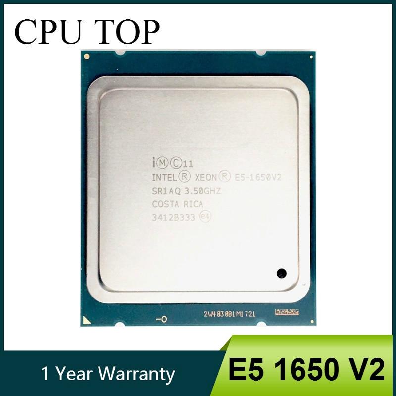 Процессор Intel Xeon E5 1650 V2 3,5 GHz 6 Core 12Mb Cache Socket 2011 CPU