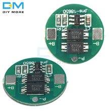 5 pièces double MOS Protection de la batterie 18650 Lithium-ion batterie haute tension détection de Circuit Module de détection de surintensité