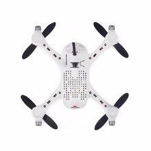 White 720P Camera 2.4G 4CH RC Quadcopter RTF for Hubsan FPV X4 Plus H107D+ Smallest FPV Quadcopter
