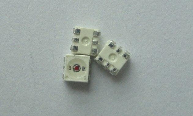 LRG6SP-مصابيح خلفية ألمانية OSRAM ، 0.5 واط ، 3528 ، مصابيح خلفية حمراء ستة أقدام ، خرز أصلي