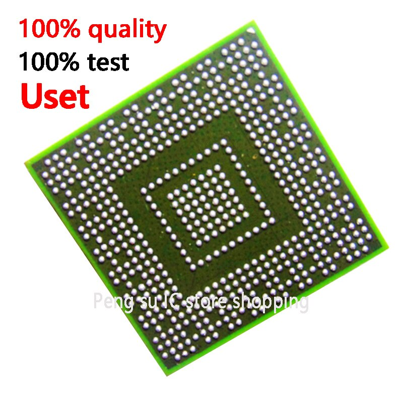 100% prueba muy buen producto N10M-GE-S-A2 N10M GE S A2 bga chip reball con bolas IC chips