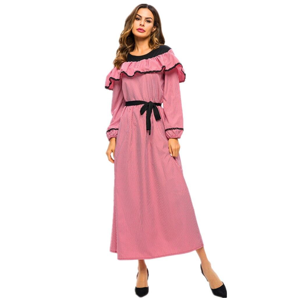 Dubai Abaya Kaftan mujer largo Floral musulmán Kimono Cardigan Hijab vestido islámico Abaya Jilbab cóctel largo Maxi vestido 4,10