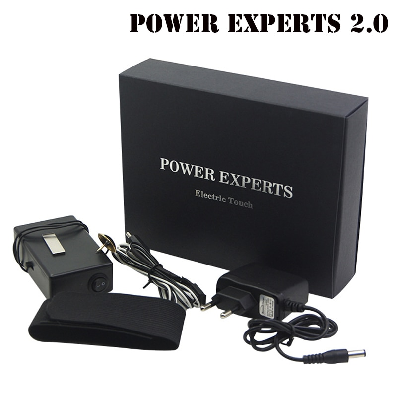 Power Experts 2.0 Electric Touch Magic Tricks Professional Magician Stage Close Up Illusions accessories Gimmick Mentalism недорого