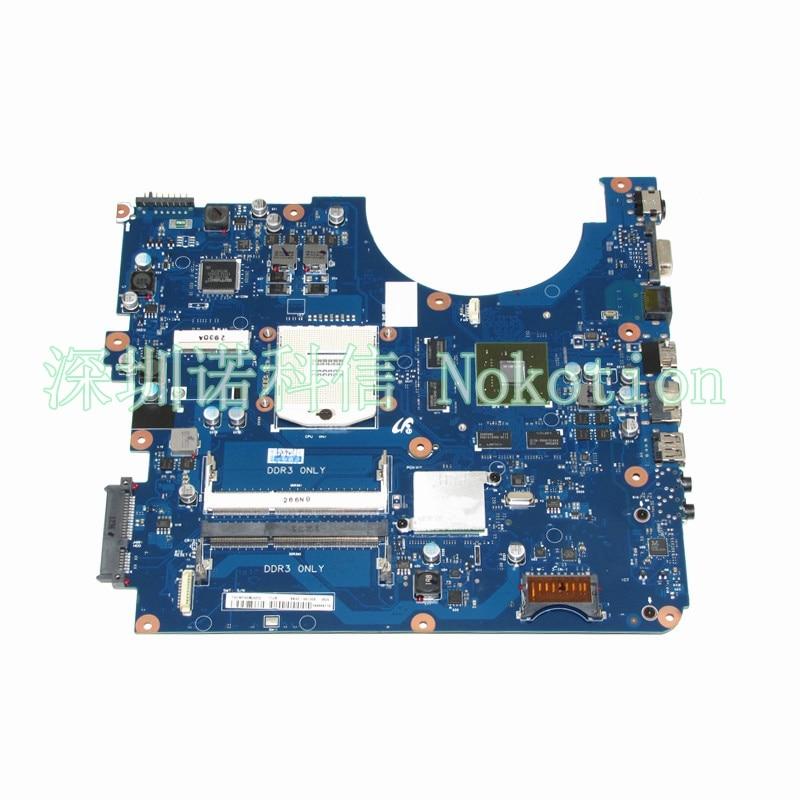 NOKOTION nueva placa base de computadora portátil para Samsung R580 BA41-01175A BA92-06130A BA92-06133A BA92-06133B HM55 GT330M placa base