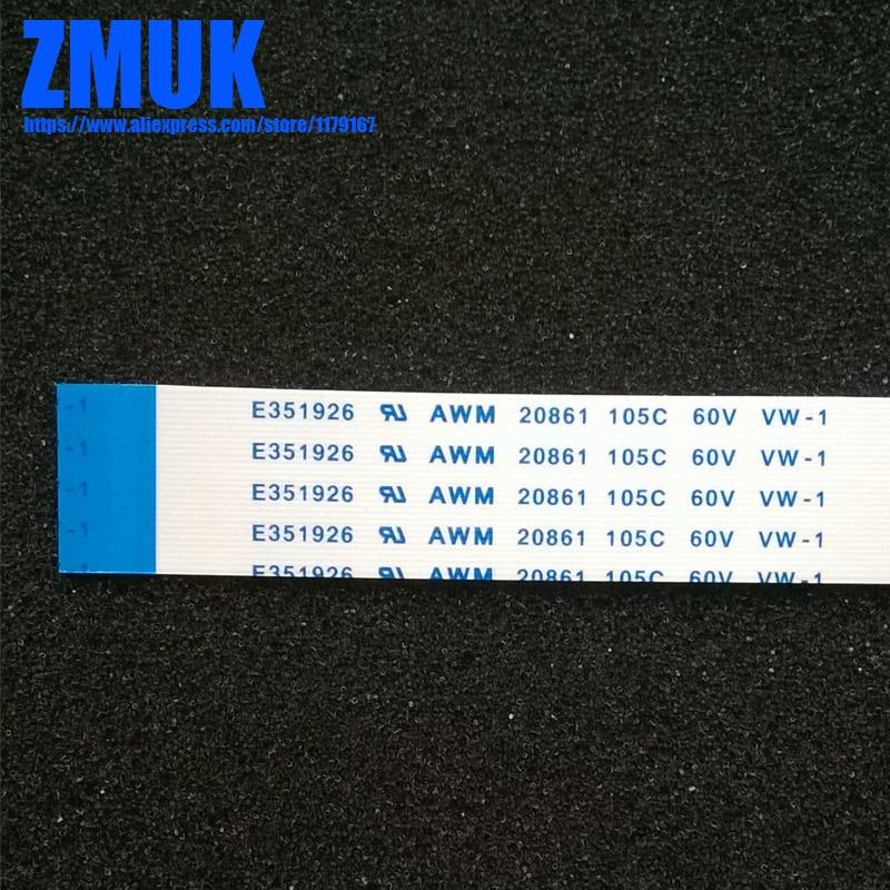 30pin Ribbon cable-E351926 AWM 20861 105C 60V VW-1 Flexible FFC cable (30*200 *-0,5-B)