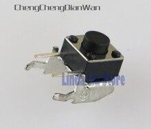 Chengchengdianwan黒lb、rb左右lrバンパーボタンスイッチボタンxbox one 360 xboxone xbox360コントローラ30ピース/ロット