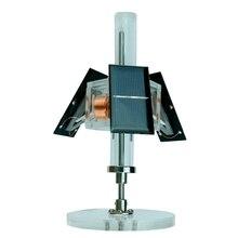 Motor Solar de levitación magnética, Motor Vertical sin escobillas de tres lados, modelo de enseñanza Diy/experimento científico