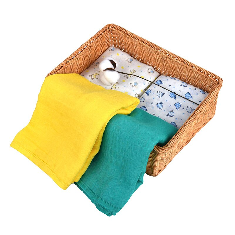 11.11 Newborn Wrap Muslin Baby Swaddle Bamboo Blanket Wraps Manta Bebe Baby Blanket Swaddling Bath Toewl breastfeeding Cover