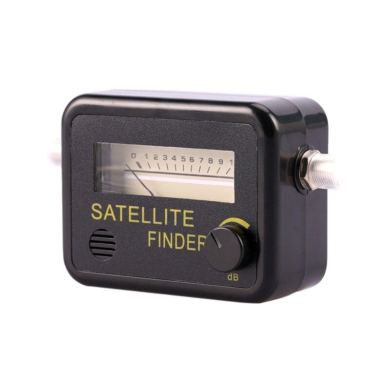 Para Sat Dish LNB TV Direc amplificador de señal de TV Digital Satfinder buscador de satélite Original encuentra la alineación del Receptor del medidor de señal