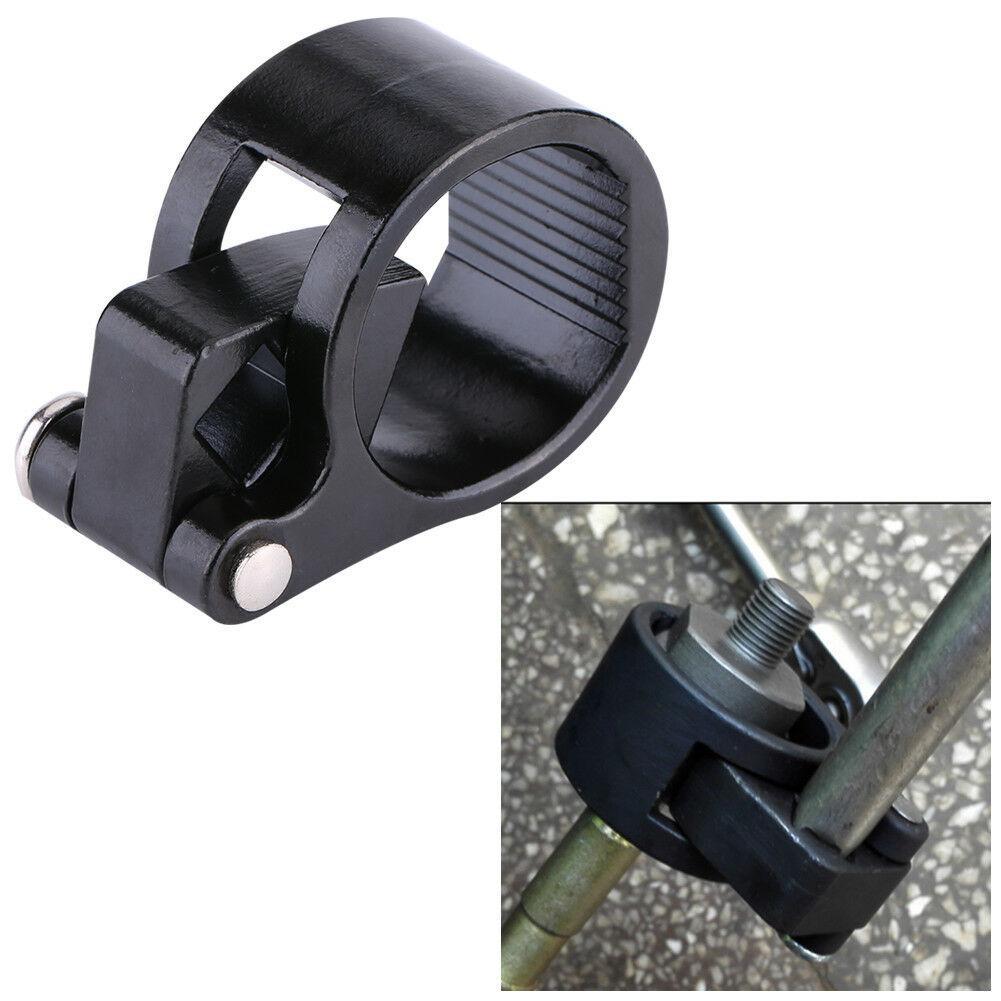 Llave de la barra de amarre del timón de la dirección del coche, llave de extracción de la junta de la bola del timón, 27mm-42mm, extractor de extracción automotriz, herramientas para el auto
