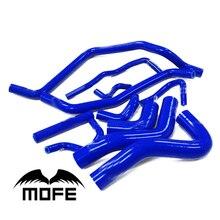 Mofe 11 шт синий силиконовый heator шланг набор для Suzuki Swift 1,5 M15 M16 2004-2010