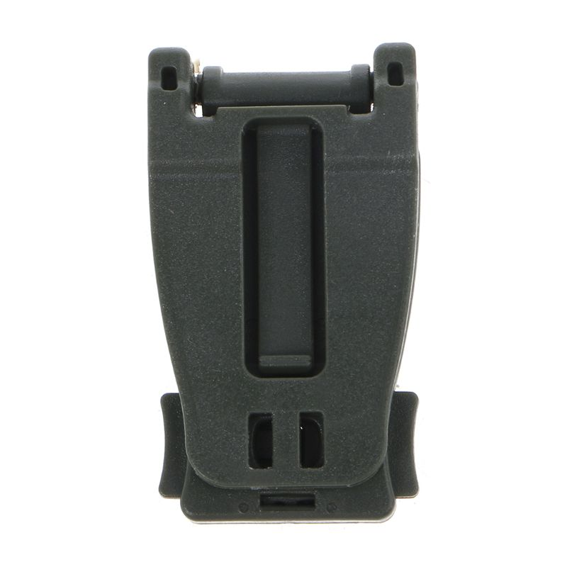 Molle Strap Backpack Bag Webbing Connecting Buckle Clip EDC Outdoor Tools