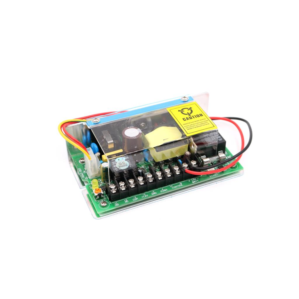 12V 5A Universal Power Supply Module for Door Entry Access Control System Support Backup Power Supply Not Include Backup Battery