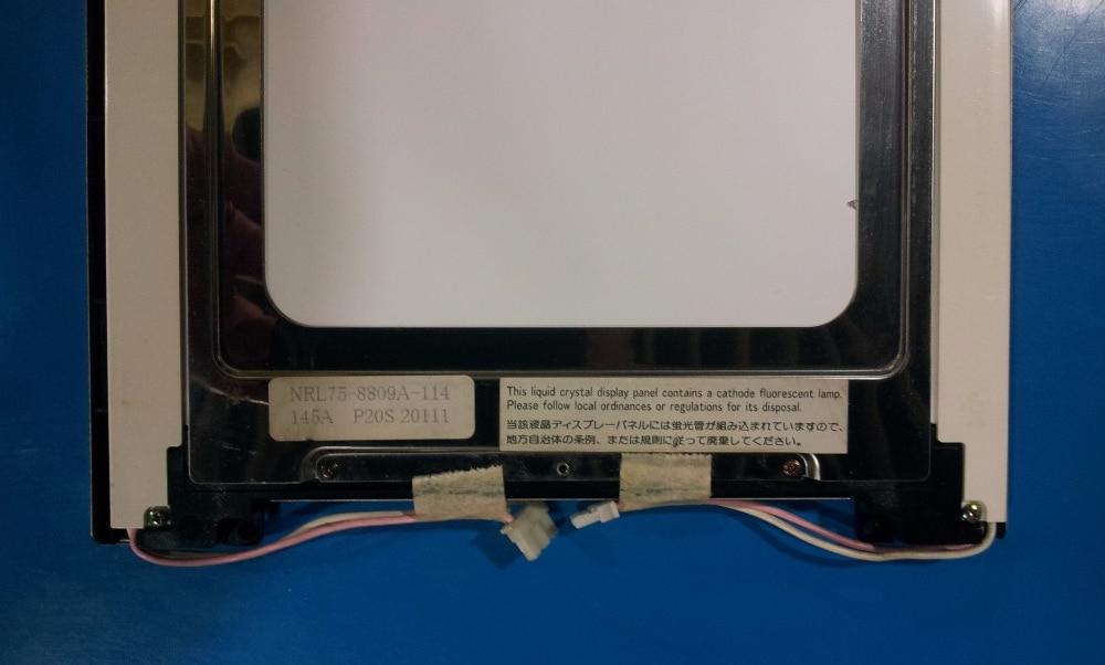 PANEL de pantalla LCD NRL75-8809A-114