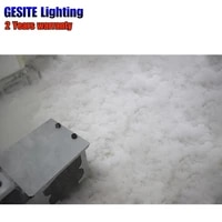 3000w low ground fog machine heater dmx512 remote control stage