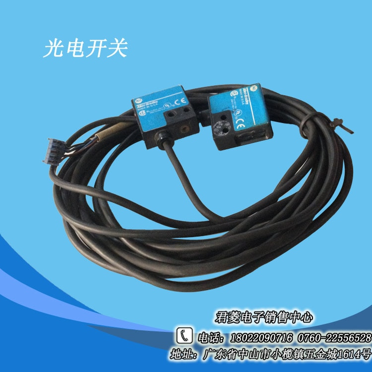 ¡Envío gratis! sensor fotoeléctrico Allen Bradley 42SMR-7600-3 de alta calidad 100% Estados...