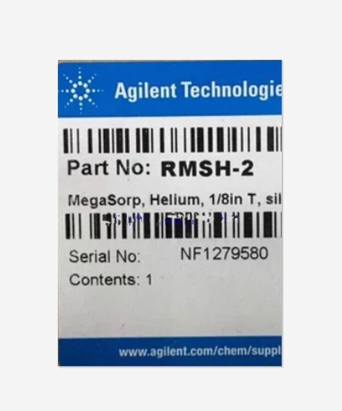 ل اجيلنت RMSH-2 عالية السعة العالمي فخ الهيليوم تنقية أنبوب 1/8