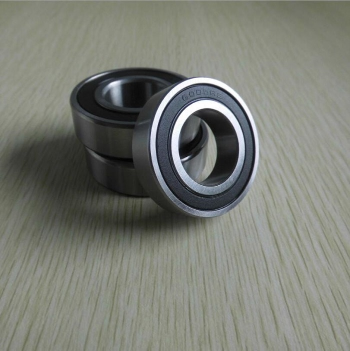 10 unids/lote 6009RS 6009-2RS eje de rodamiento de bolas de ranura profunda 45x75x16mm