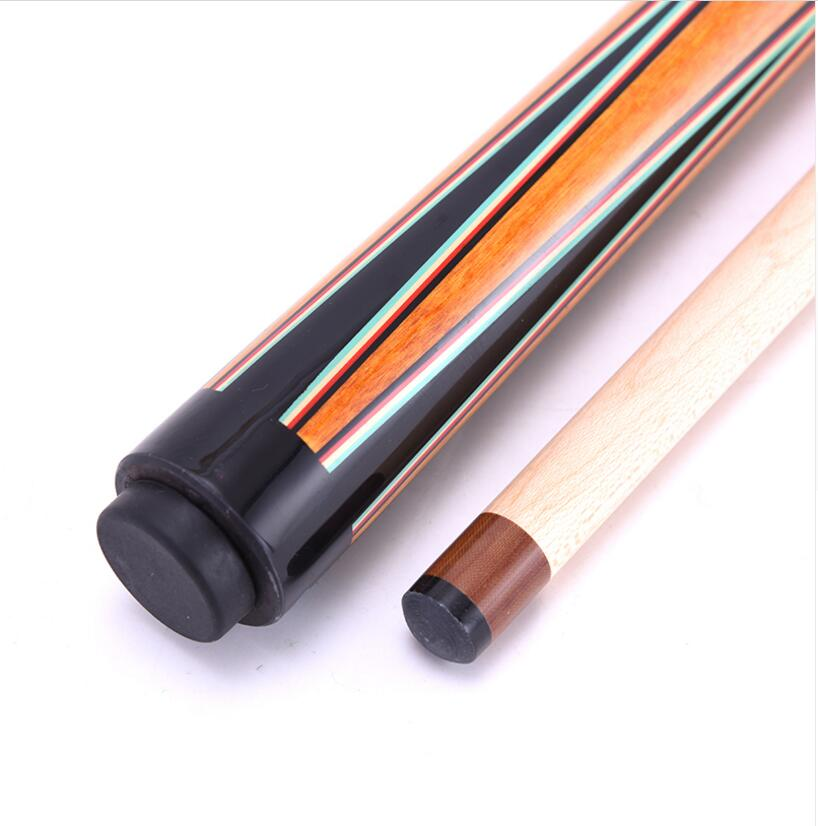 Recién llegado GP-JP Jump Cue 108cm longitud negro naranja 2 colores Arce Durable profesional palo de billar Kit hecho en China 2019