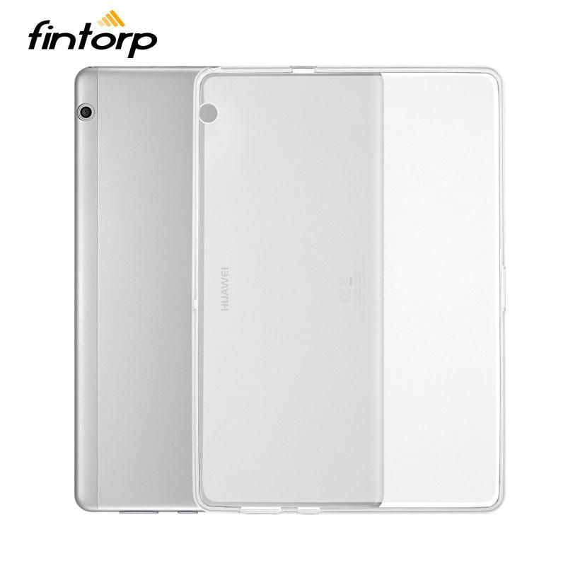 Funda transparente para Huawei MediaPad T3 10 T1 7,0 Plus 9,6 8,0 T5 C5 10 10,1 fundas de BG2-W09 para Huawei Honor Pad 2