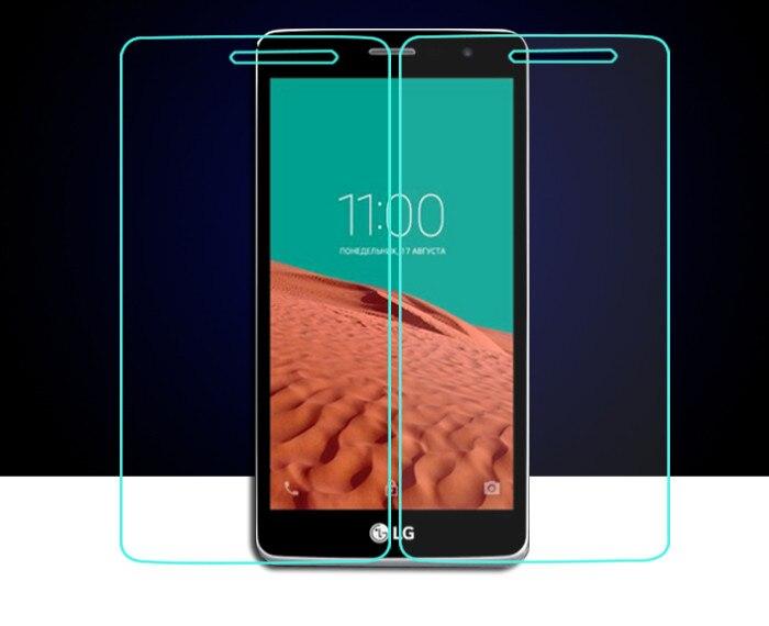 2 piezas para LG L Bello II 2 X160 X165 Bello2/primer II/LG Max X155 pantalla templado Premium película protectora antirotura de vidrio 9 H> <