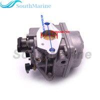 3JE-03200-0 3JE032000 3JE032000M Boat Engine Carburetor Assy for Tohatsu Nissan 4-stroke 6HP MFS6C NFS6C Outboard Motor