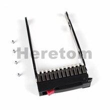 """Yeni 2.5 """"SAS SATA HDD tepsi Caddy 500223-001 HP ProLiant sunucu G4 G5 G6 G7 DL380 DL360 DL385 ML370 ML350 570"""