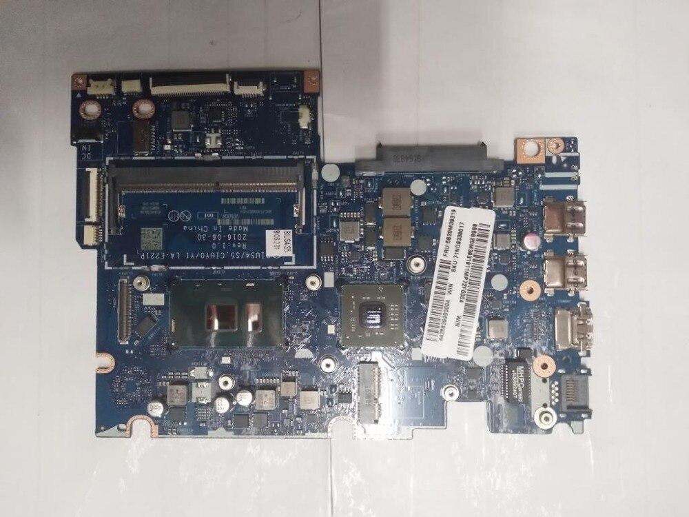 تنطبق على 510S-14ISK دفتر اللوحة I7-7500U VGA(2G) عدد LA-E221P FRU 5B20N00795 5B20M39302 5B20M39316 5B20M39307